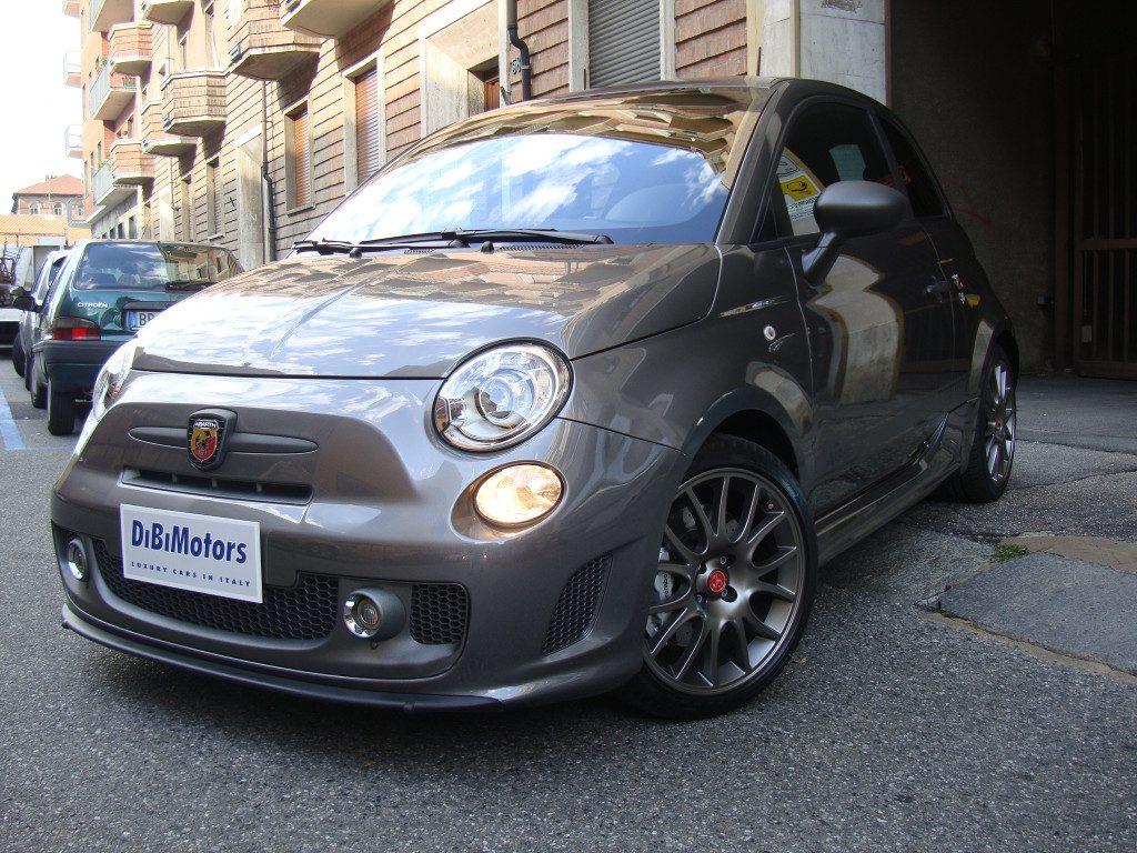 Fiat 500 Abarth usato