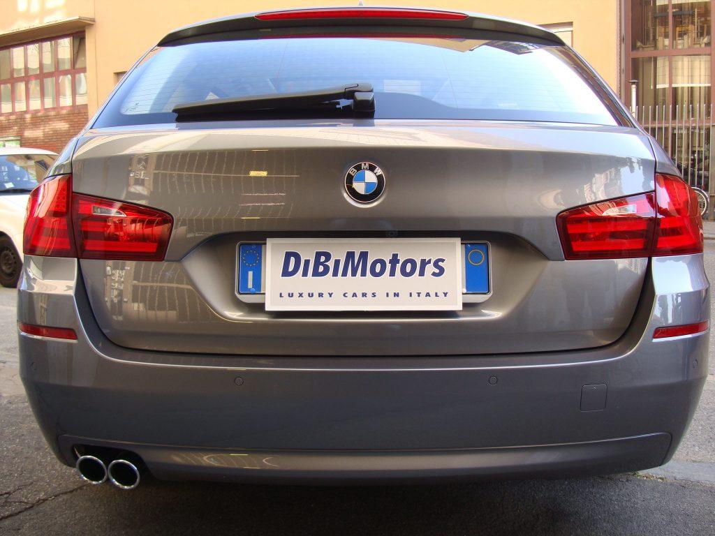 BMW 525 X Drive Touring usato