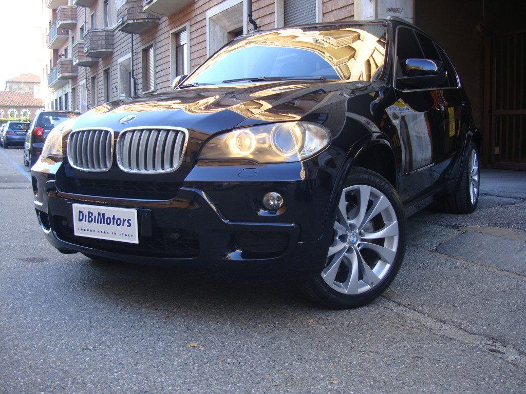 BMW X5 usato