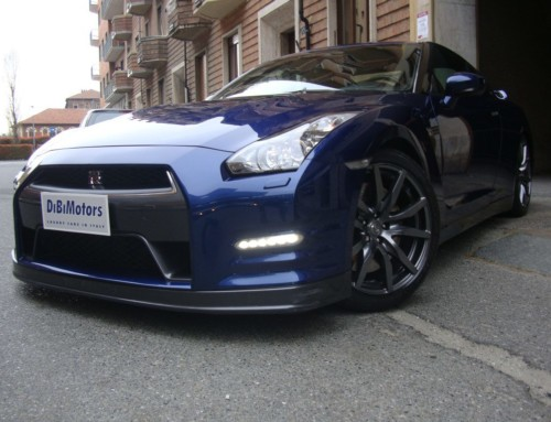 NISSAN GT-R usato