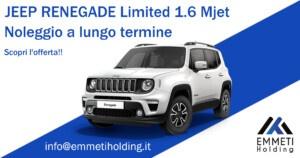 jeep renegade limited anteprima
